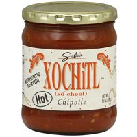 Xochitl Chipotle Hot Salsa, 15 oz  (Pack of 6)