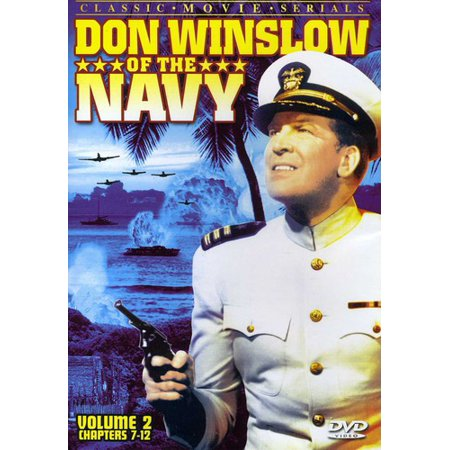 Don Winslow of the Navy 2 (Chapters 7-12) (DVD)