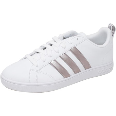 Adidas Womens VS Advantage Low Top Athletic Tennis Shoes