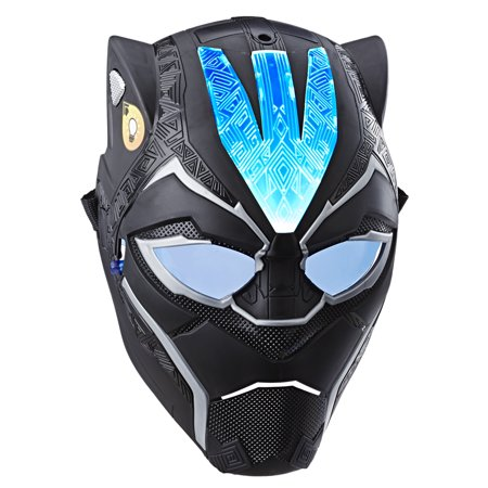 Marvel Black Panther Vibranium Power FX Mask for Costume and Role Play