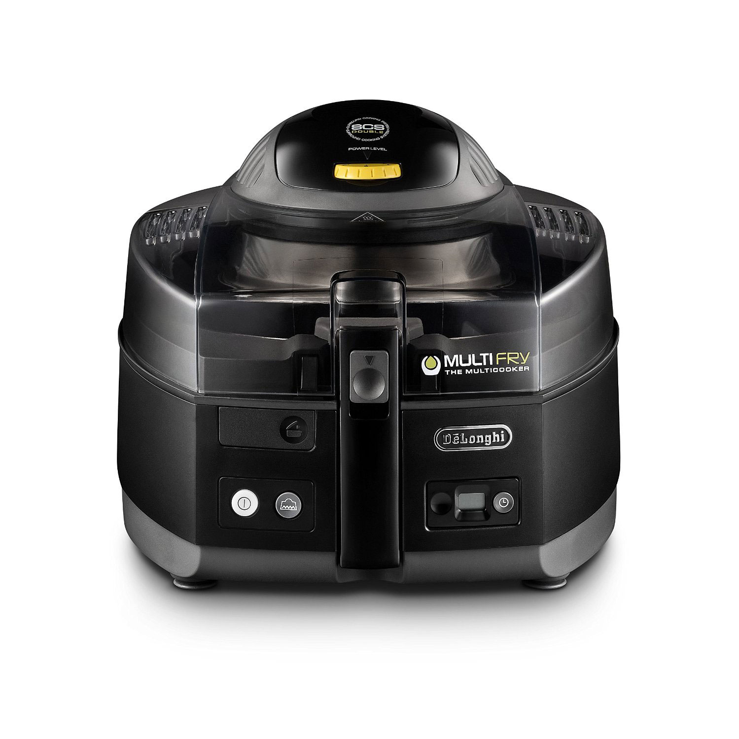 Delonghi FH1163 MultiFry, Low Oil Fryer and Multi Cooker,...