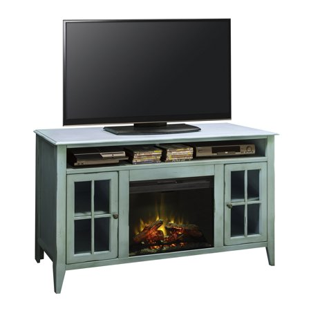 Legends Furniture Calistoga 60 in. Electric Media Fireplace - Walmart.com - Legends Furniture Calistoga 60 In. Electric Media Fireplace