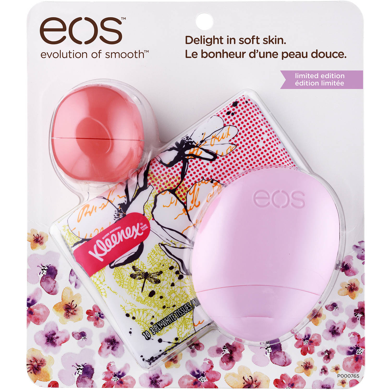 eos Spring Pack Gift Set, 3 pc