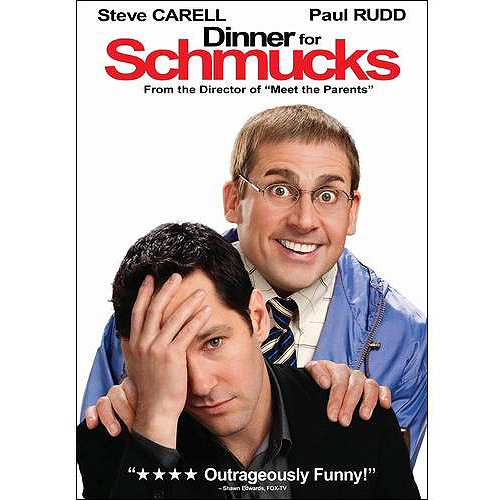 Dinner For Schmucks (2010) (Widescreen)