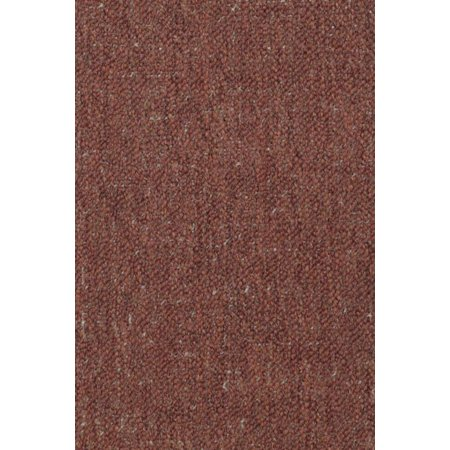 Saturn Collection Indoor Outdoor Rust Color 12 X20 Area Rug