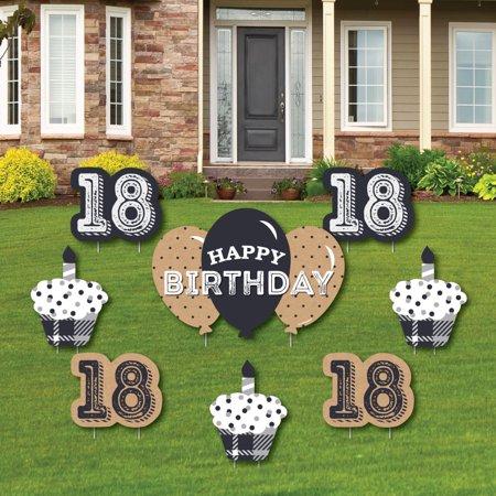 18th Milestone Birthday