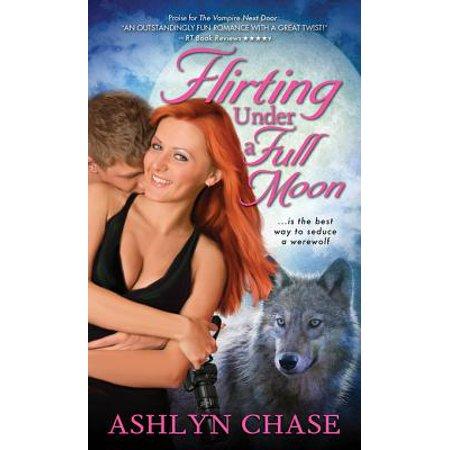 Flirting Under a Full Moon - eBook - Is Halloween A Full Moon This Year