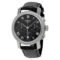 Tissot Bridgeport Automatic Chronograph Black Dial Men's Watch