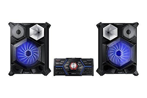 Samsung 2400-Watt Bluetooth Hi-Fi Audio Stereo Sound System With Single Disc Cd Player, FM Radio Tuner,... by Samsung