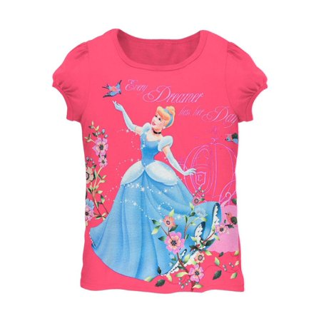 Disney Princess - Reaching Dream Juvy Girls T-Shirt