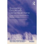 Supporting People with Dementia at Home - eBook