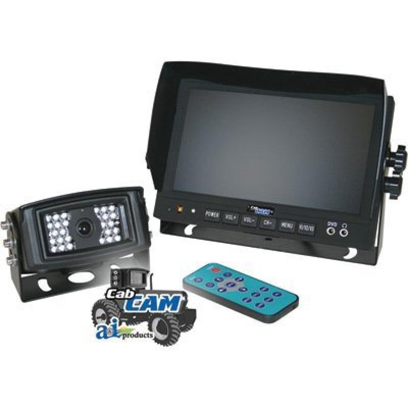 A Tractor Cab Observation Camera, Model# CC7M1C