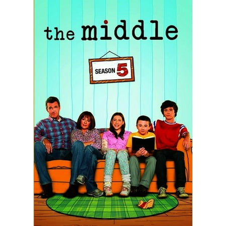 The Middle: The Complete Fifth Season (DVD) - The Middle Halloween Season 7