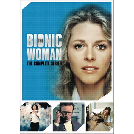 The Bionic Woman: The Complete Series (DVD)