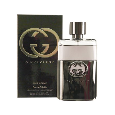 Gucci Guilty For Men 1 6 Oz Edt Spray By Gucci