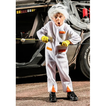 Back to the Future Toddler Doc Brown Costume - image 6 of 6
