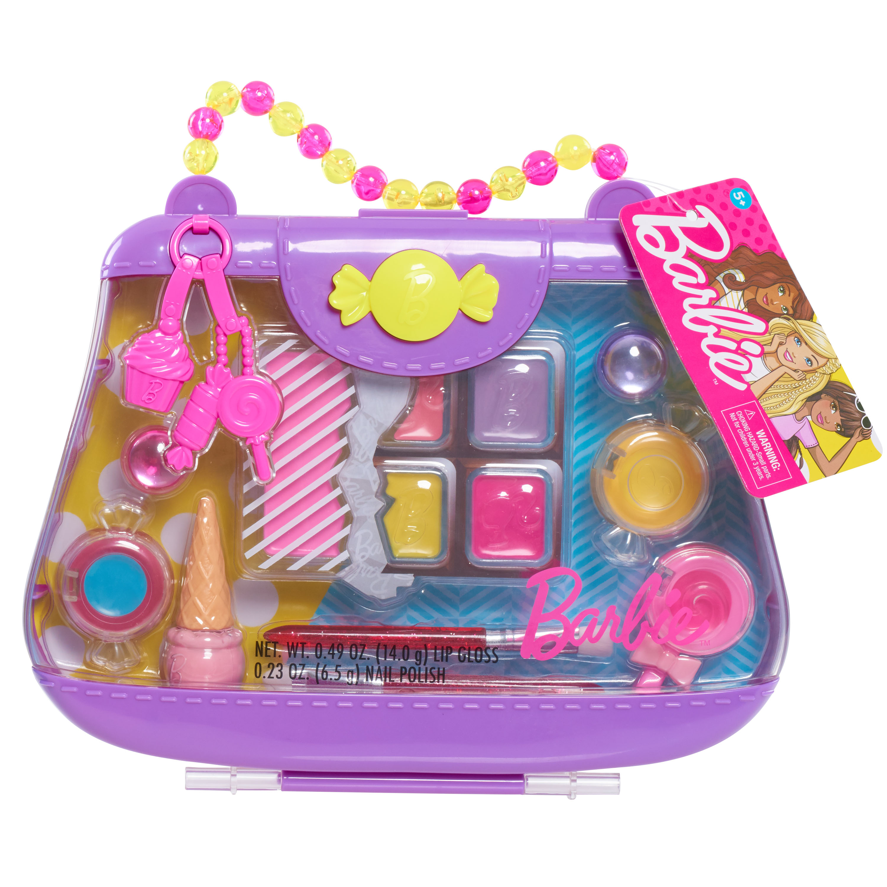 Barbie Perfectly Sweet Make-up Case