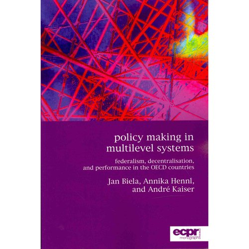 Policy Making in Multilevel Systems