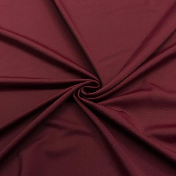   Cerise Matte Finish Milliskin Nylon Spandex Fabric 4 Way StretchPer Yard