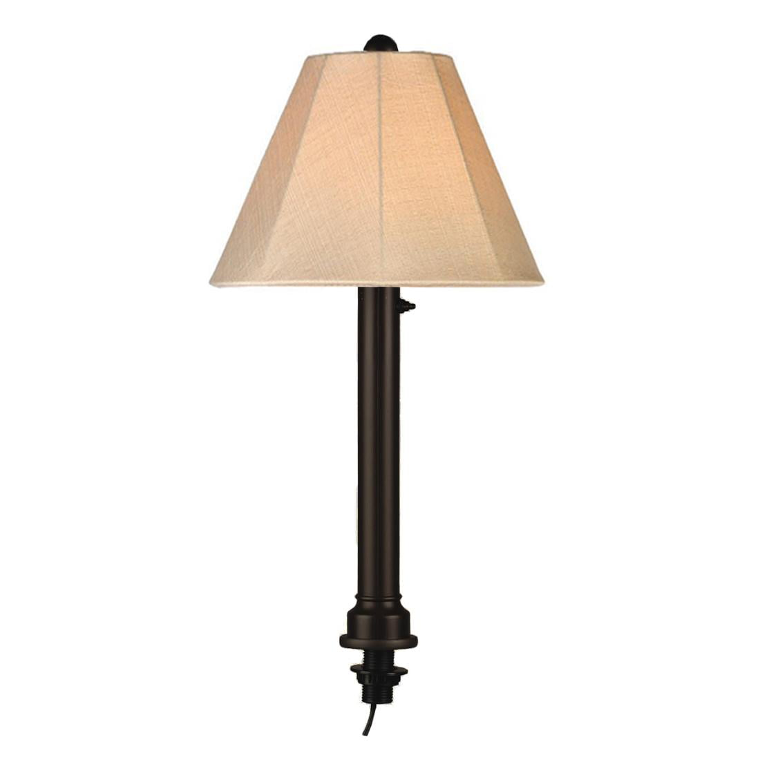 "28"" Tall Umbrella Table Lamp by Patio Living Concepts"