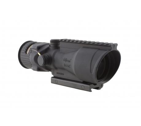Trijicon ACOG 6x48 Dual Ill Riflescope w Mount, Amber Chevron .308 Reticle by Trijicon