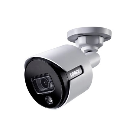 Lorex 4K Ultra HD Active Deterrence Security Camera ()