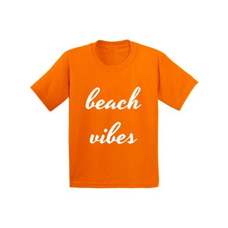 Awkward Styles Beach Vibes Youth Shirt Summer Vacation Tshirt Vacay Mode T-Shirt Beach Party Outfit Funny Summer Gifts for Kids Vacation Shirts for Girls On Vacation T-Shirt Beach Boys Tshirt for $<!---->