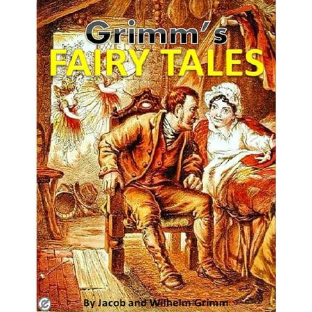 Grimm's Fairy Tales - eBook