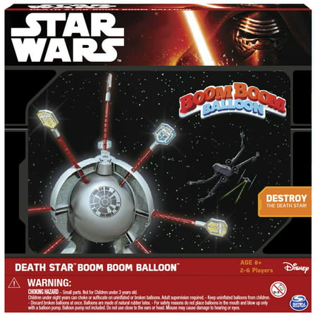 Spin Master Games , Star Wars Death Star Boom Boom Balloon