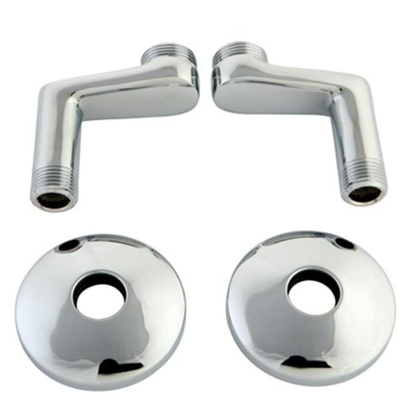 Swivel Elbow for Tub Wall Mount Faucet KS266C, Polished Chrome