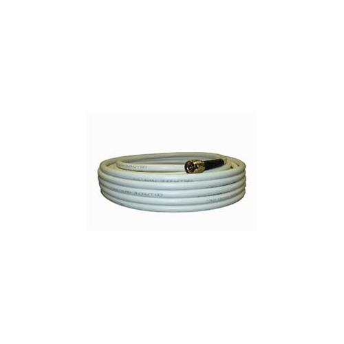 Wilson Electronics 952430 30 ft.  White Wilson400 Ultra Low Loss Coax Cable Equivalent to LMR 400 - N Male - N Male