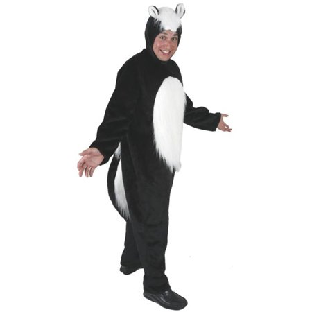 Adult Skunk Costume for $<!---->