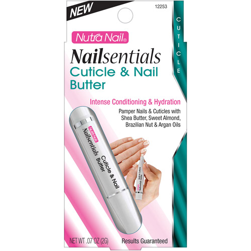 Nutra Nail Nailsentails Cuticle & Nail Butter, 0.07 oz