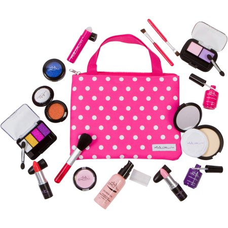 PixieCrush Pretend Play Makeup Kit. Designer Girls