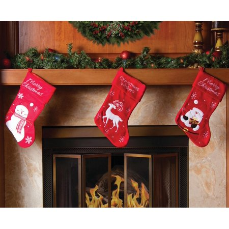 Tiny Christmas Stockings (Christmas Stocking Set - 15
