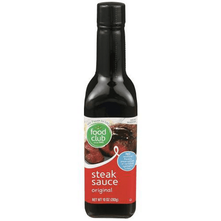 Food Club, Steak Sauce