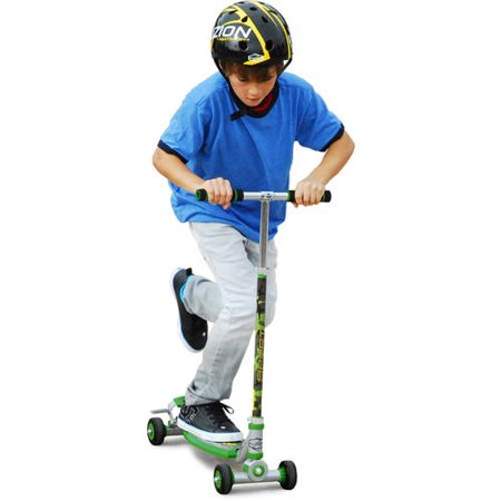 Fuzion Sport 4-Wheel Carving Scooter
