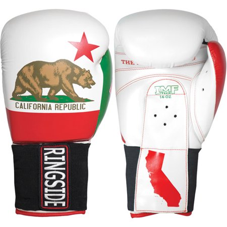 Ringside Limited Edition California IMF Sparring