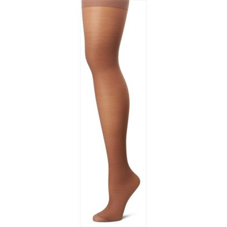 810 Womens Alive Full Support Control Top Reinforced Toe Pantyhose Size - A, Town Taupe Skintone - image 1 de 1