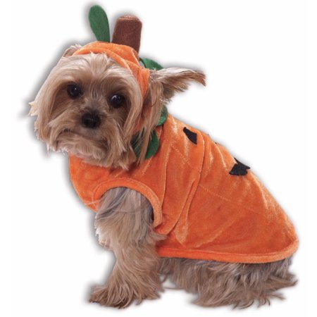 Orange Pumpkin Dog Cat Pet Costume - Cat Costume For A Dog