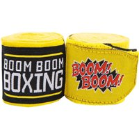 "Title Boxing Boom Boom 120"" Flex Youth Boxing and MMA Handwraps"