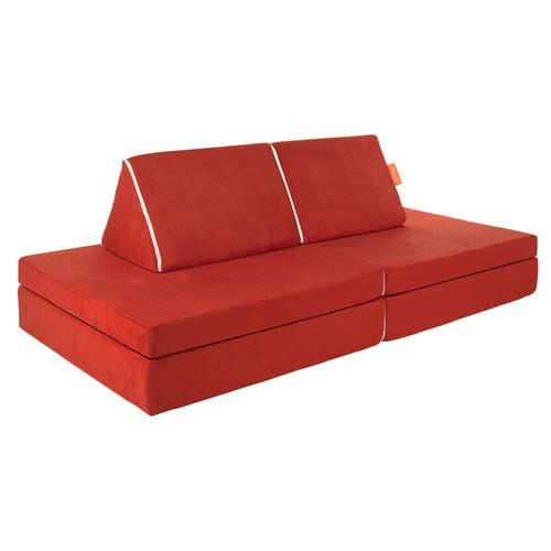 Pleasing Nugget 4 Piece Kids Sofa Set Walmart Com Bralicious Painted Fabric Chair Ideas Braliciousco
