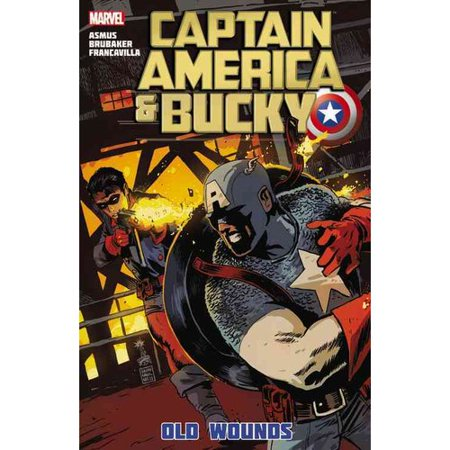 Captain America and Bucky: Old Wounds by