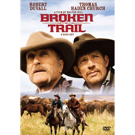 Broken Trail (DVD) (Best Western Broken Hill)