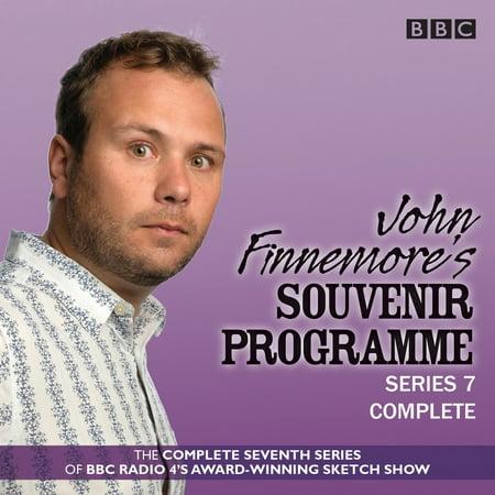 John Finnemore's Souvenir Programme: Series 7 - Audiobook (Musical Souvenir Program)