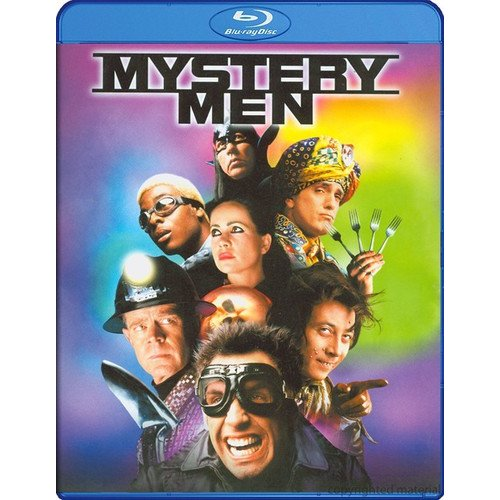 Mystery Men (Blu-ray) (Widescreen)
