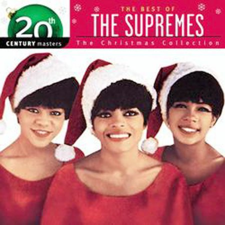 CHRISTMAS COLL:BEST OF THE SUPREMES (CD) (The Best Of The Supremes)