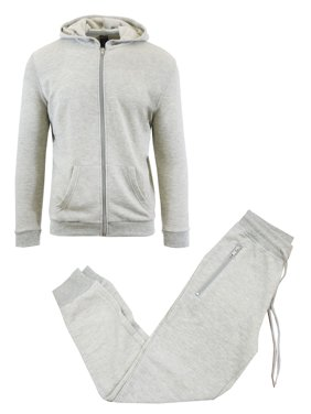Boy's Hoodie & Jogger 2-Piece Set (Sizes 8-18)