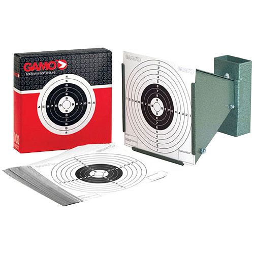 Gamo Backyard Trap with Paper Targets