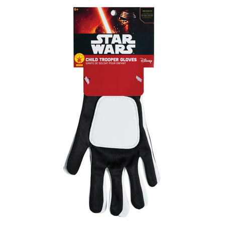 Star Wars Boys Trooper Gloves Halloween Costume Accessory - Star Wars Halloween Pics